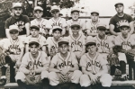 Police Major Little League Team 1961