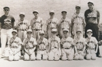 Kiwanas Minor Little League team.  1960