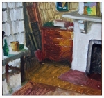 Beverly Madden . . . . .  hearth, oil