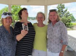 Betsy Howell Hampton, Lorraine Chevalier Rieck, Creel Cutler Mc Cormack, Nancy Brown Anglada