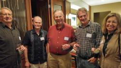 Peter bolton, George Harlow, David keyes, Jerry Holway