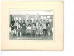 Baker School Third Grade 1958